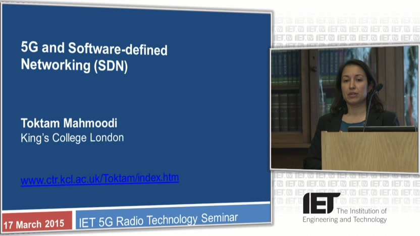 5G and Software Defined Networking (SDN)
