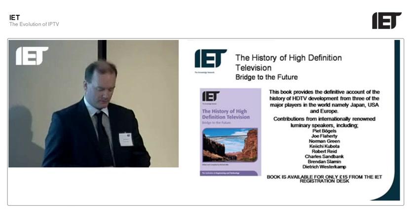 The Evolution of IPTV